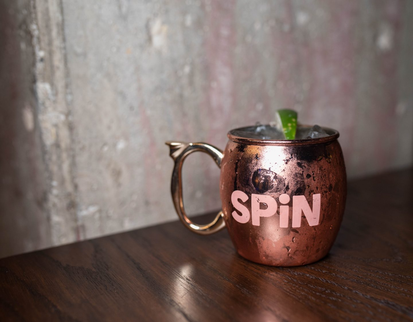 spin mule