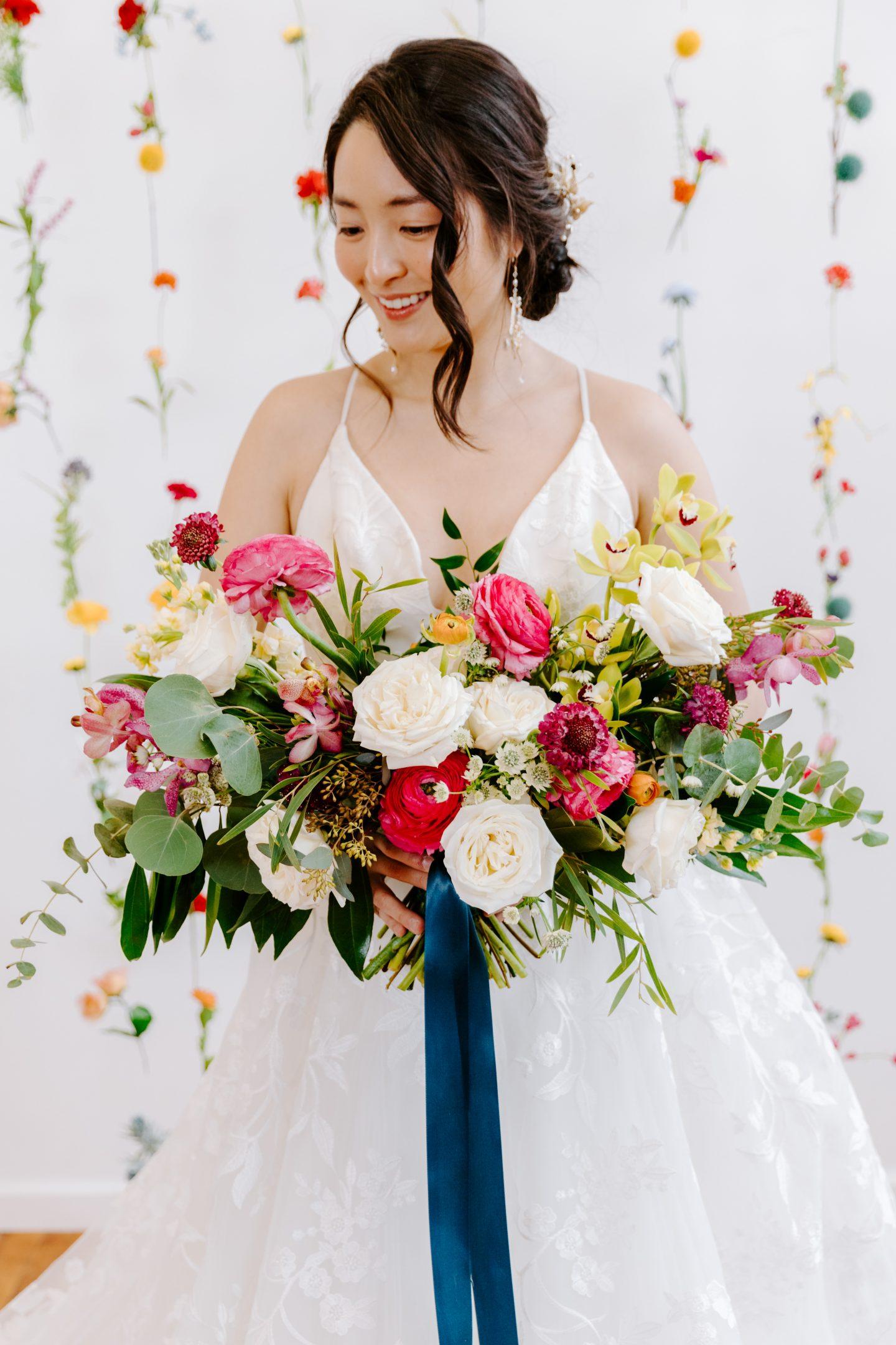 big wedding gown