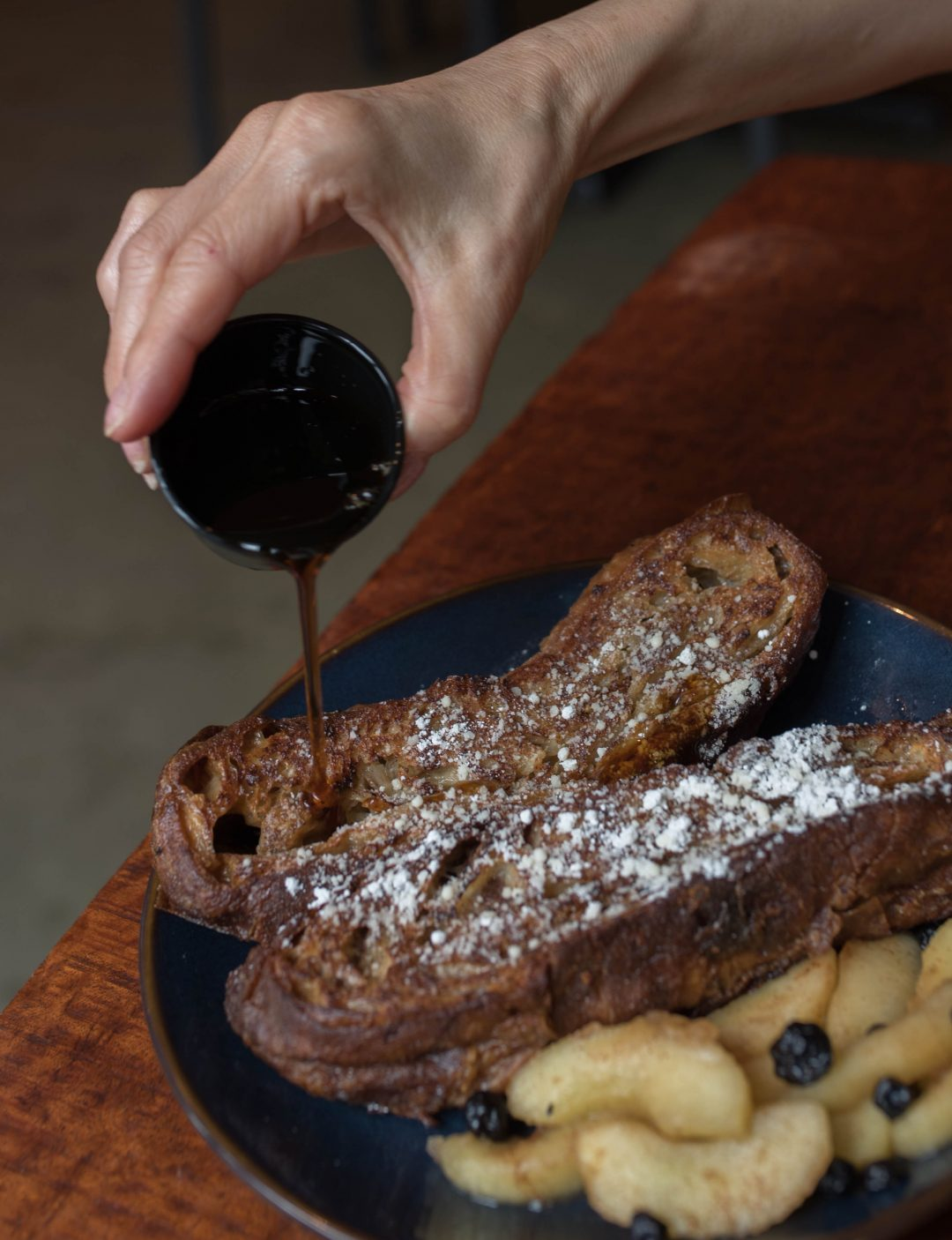 teaism french toast