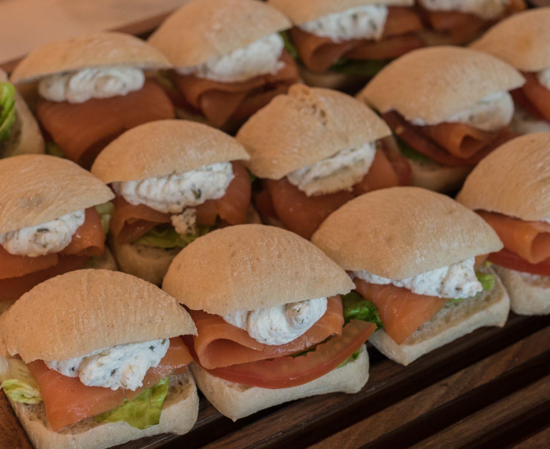 signiel sandwiches