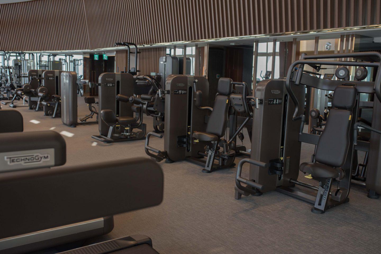 signiel gym