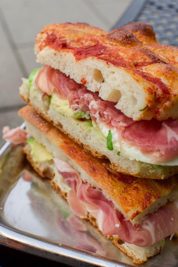 pitango sandwich