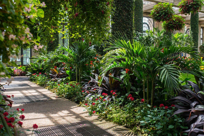 Longwood Gardens delaware