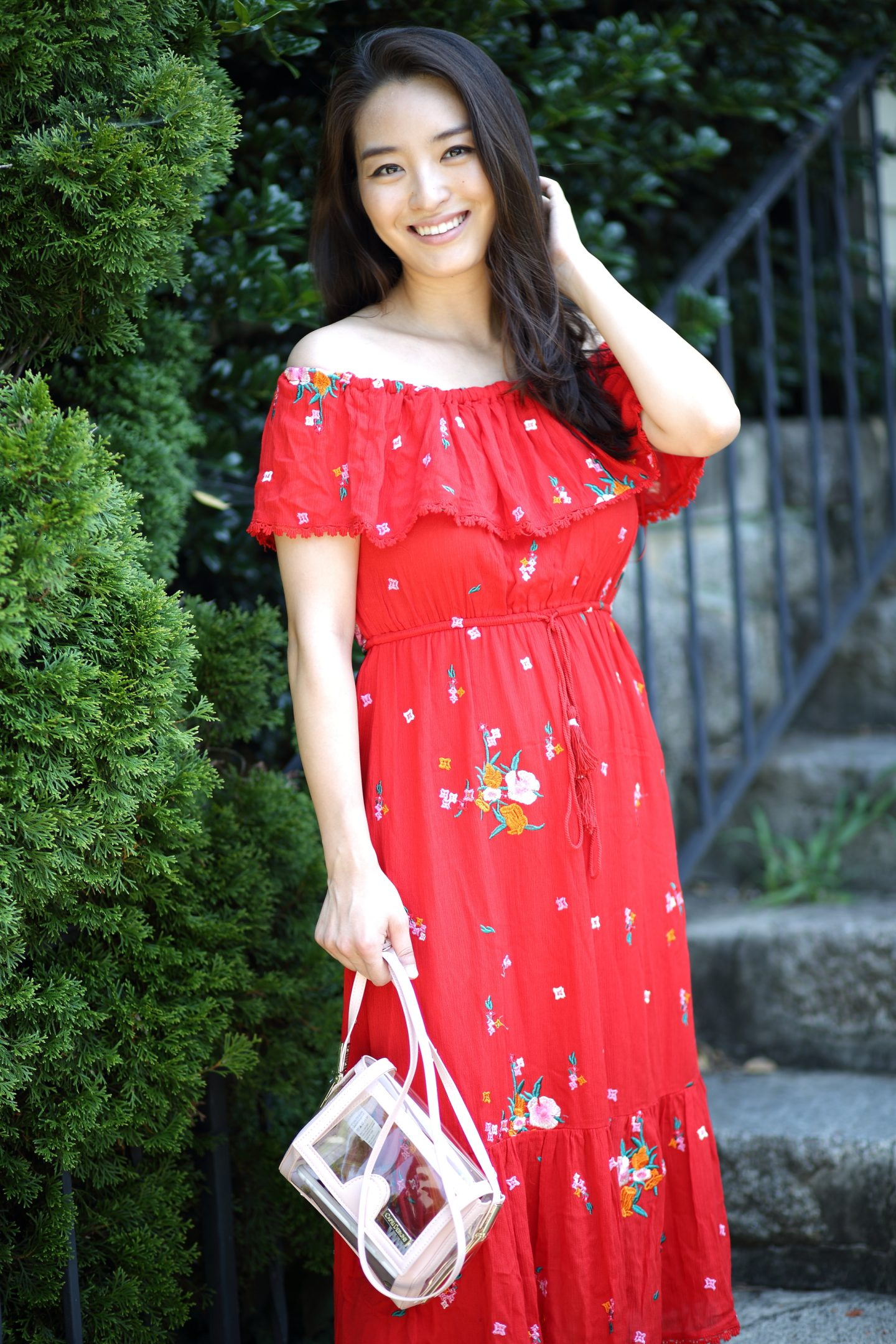 red maxi