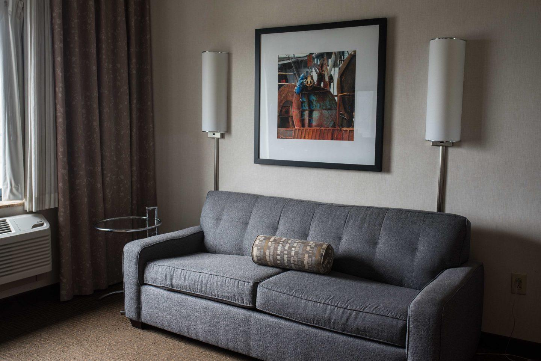 embassy suites living room