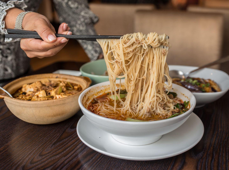 sichuan kitchen noodles