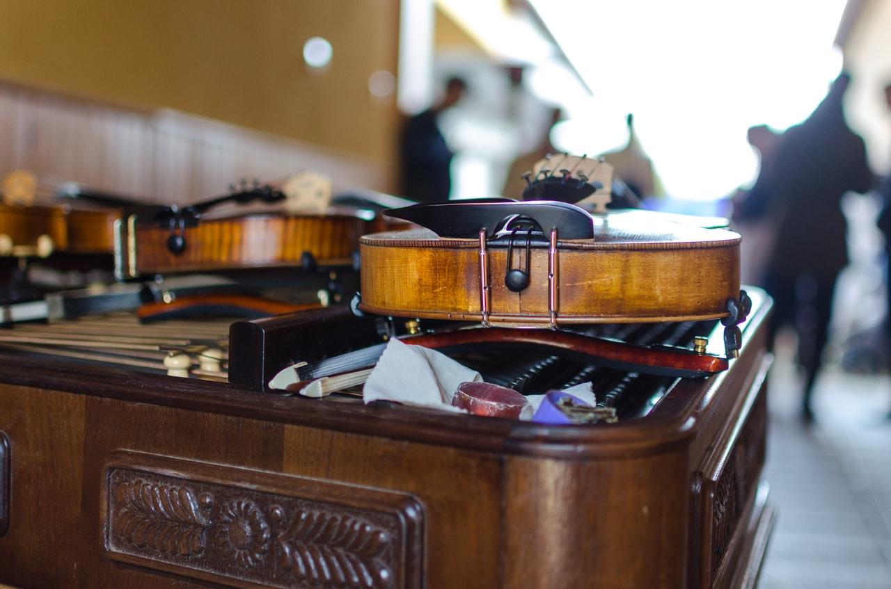 violin atlanta symphony