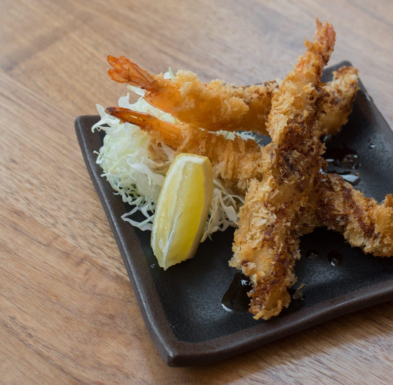 donburi shrimp