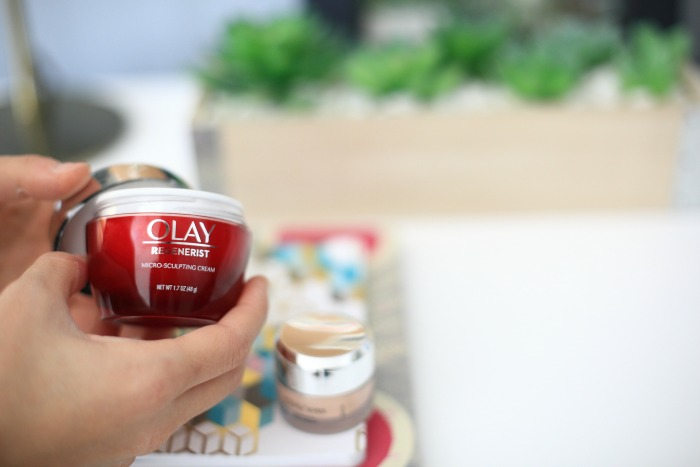 olay face cream