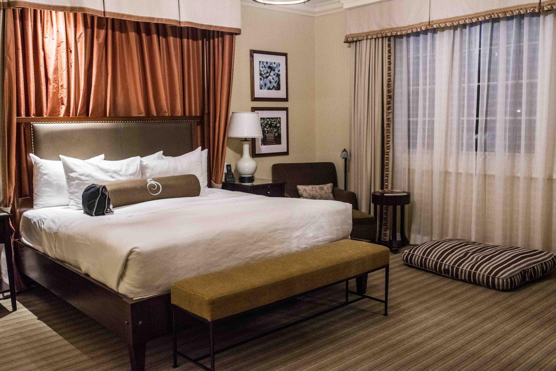 Salamander Resort dressage suite