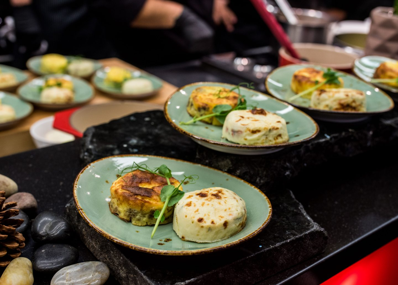 Cuisine Solutions egg bites