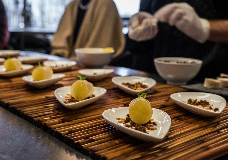 Cuisine Solutions desserts