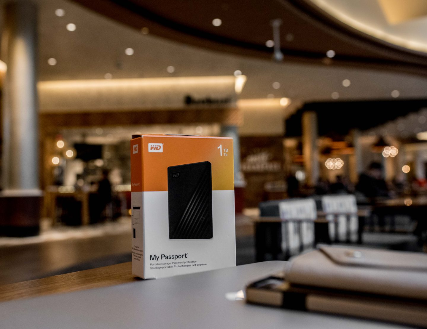 Western Digital's My Passport Drive