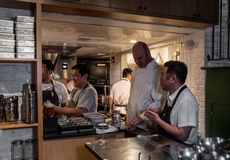 anju chefs