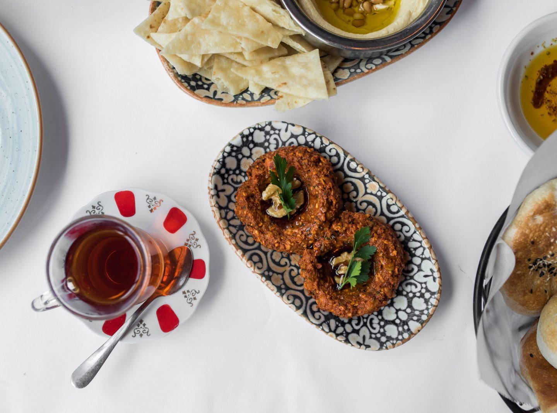 ottoman taverna food
