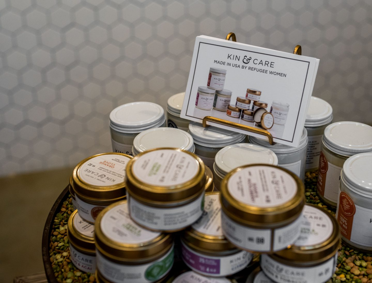 Kin & care candles