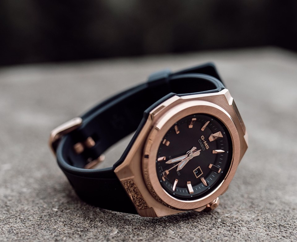 edgy timewear