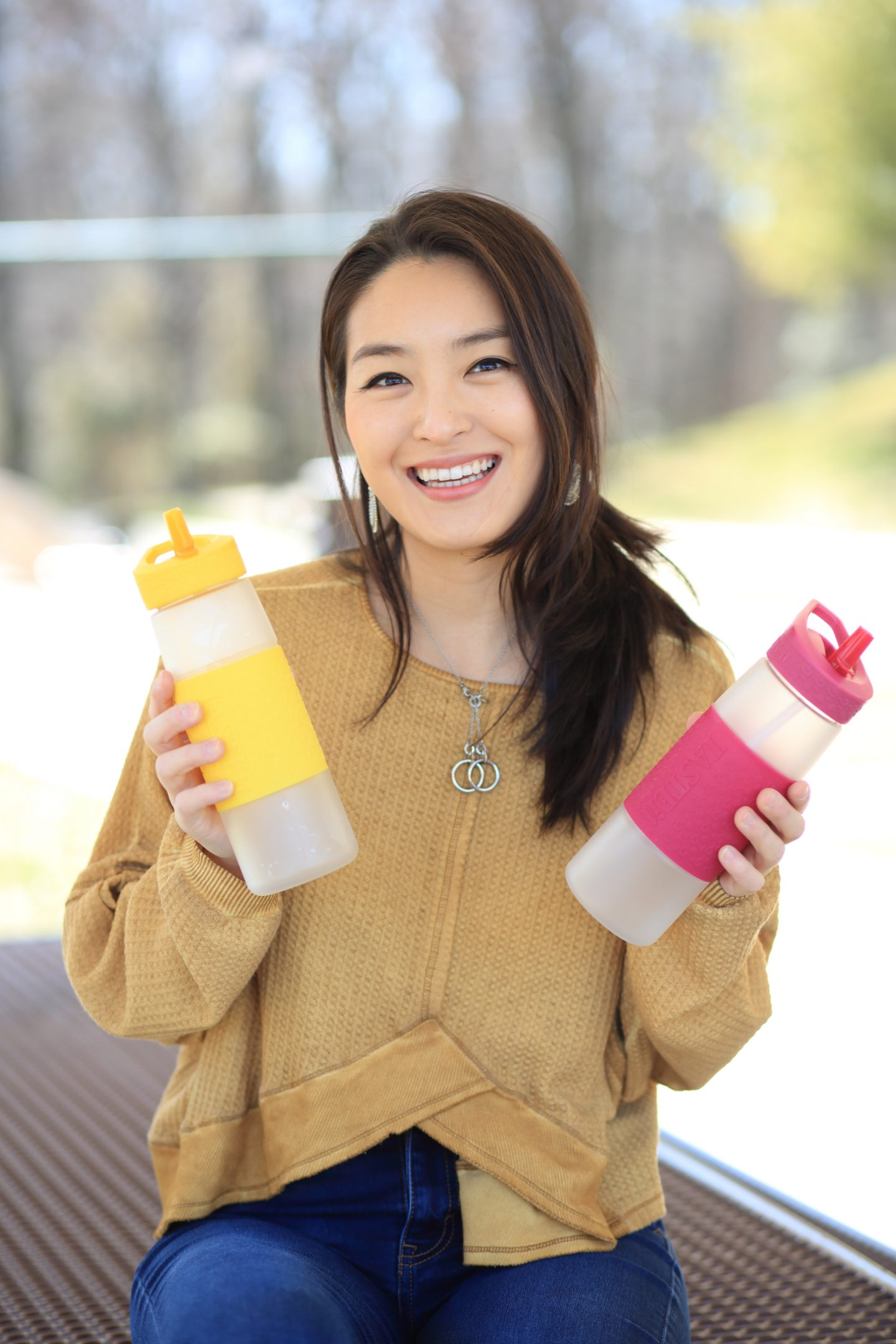 TASTEit Health water bottles