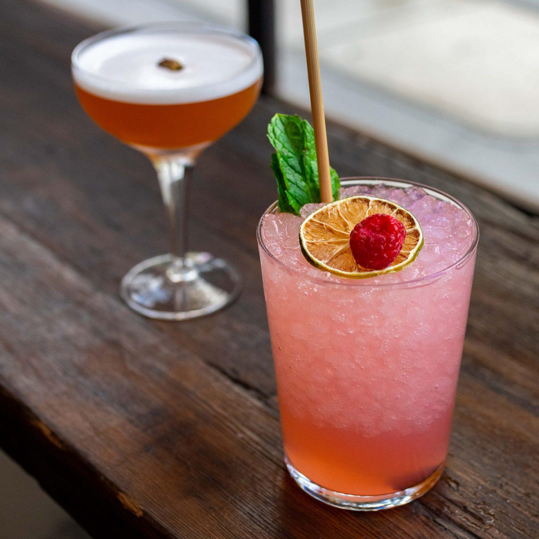 curio cocktails