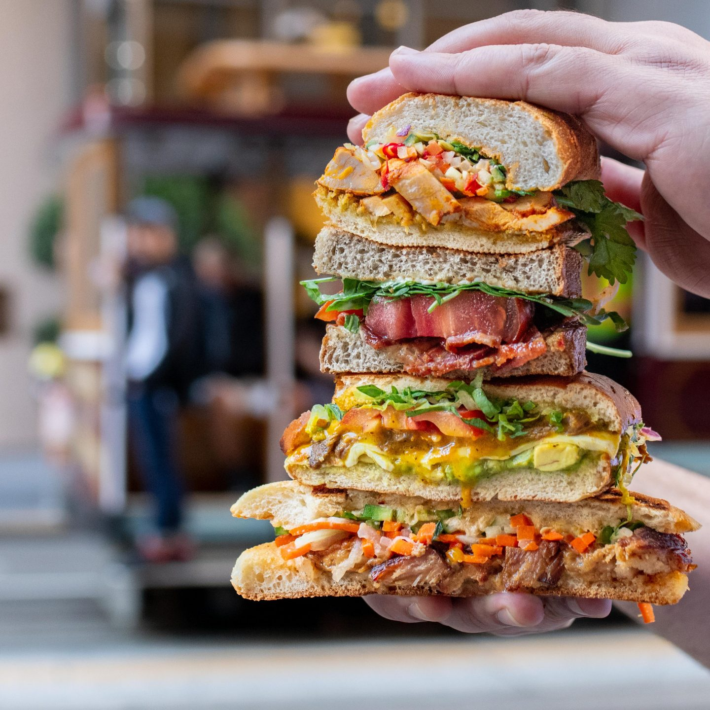 best sandwiches sf
