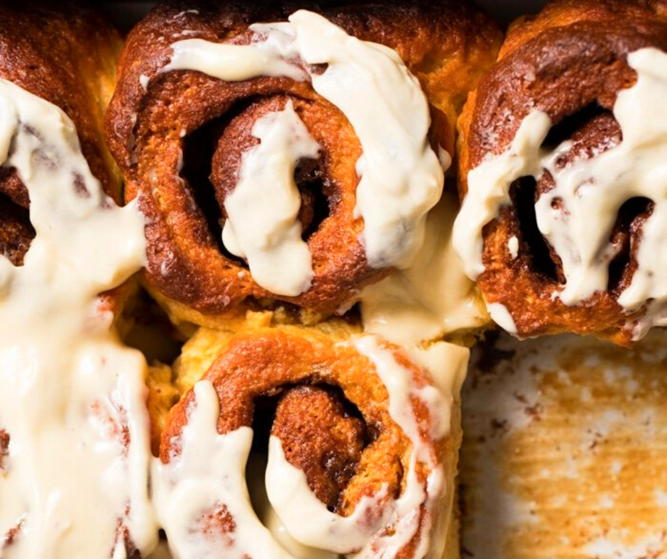 keto cinnamon rolls recipe
