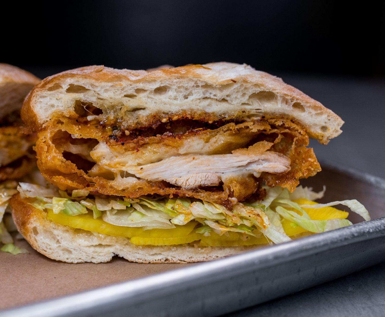 chiko chicken sandwich