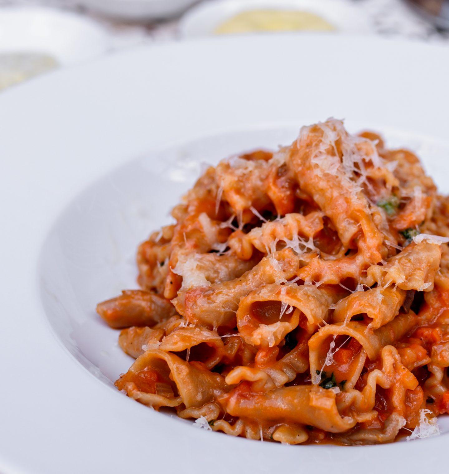 hotel riggs pasta
