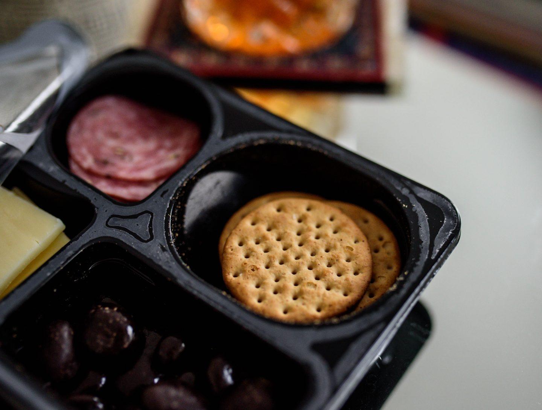 carando snack tray