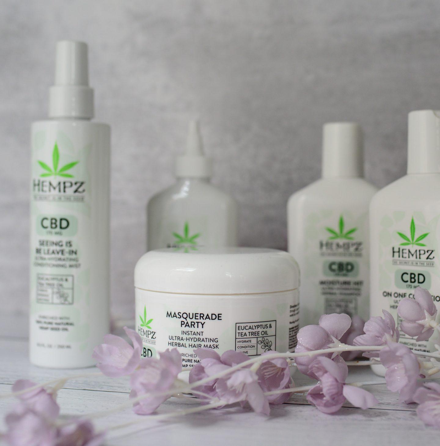 cbd haircare