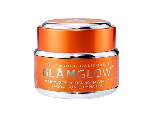 glam glow flash mud