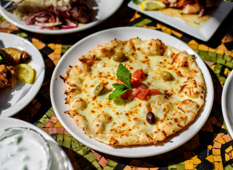 lebanese taverna pizza