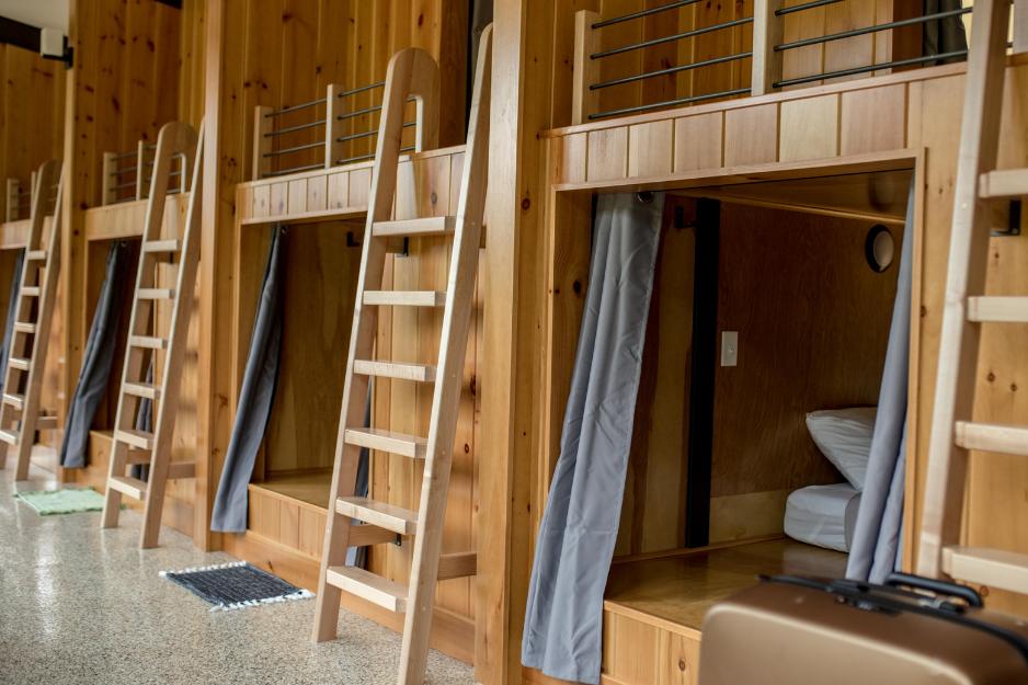 river mountain private cabin