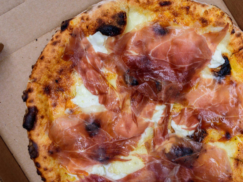 Pizzeria Vetri crudo