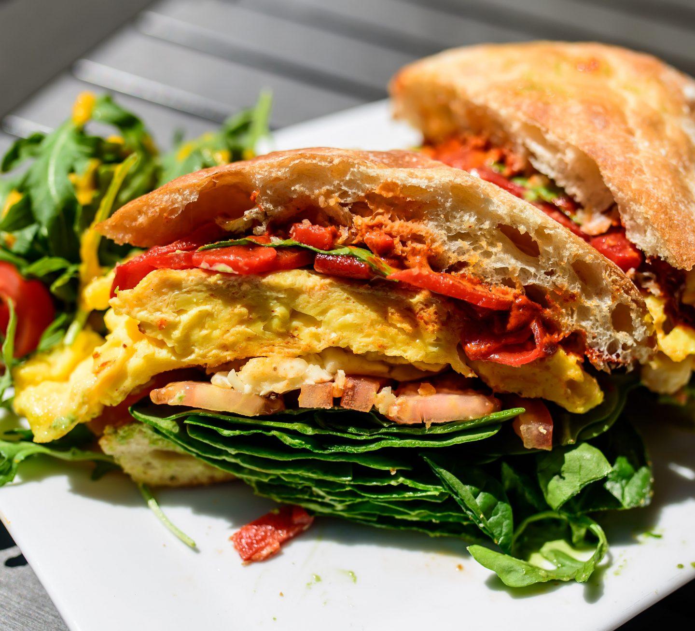arlington egg sandwich