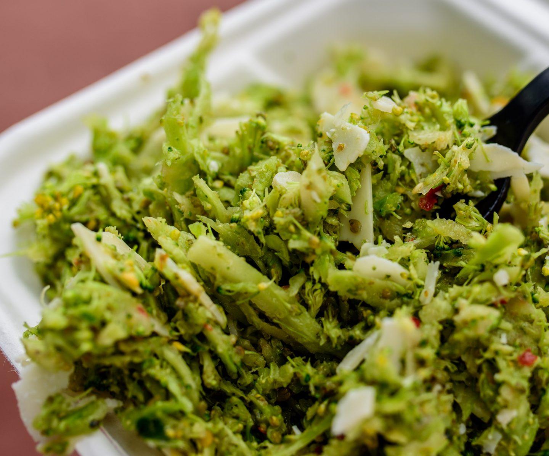 broccoli shred