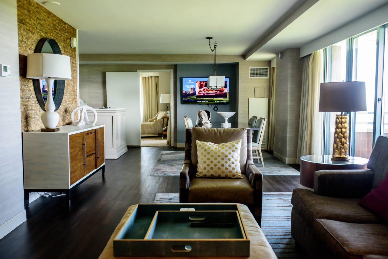landsdowne resort suite
