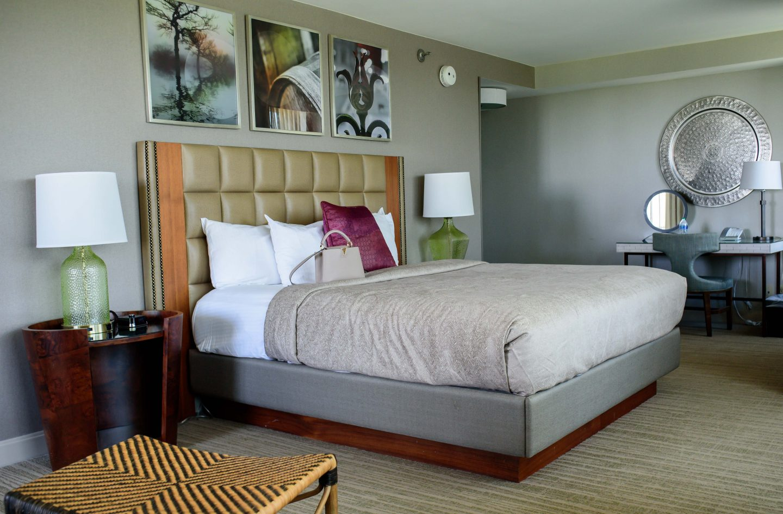 landsdowne resort bedroom
